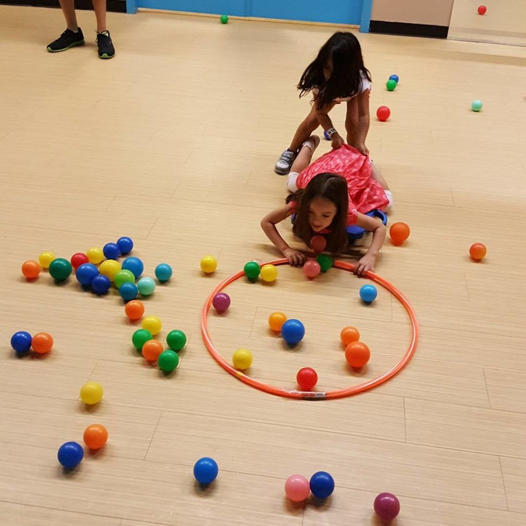 IFitness4Kids- Hungry, Hungry Hippos